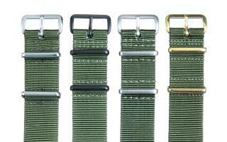 Olive Premium NATO - 20mm