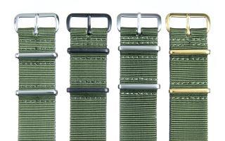 Olive Premium NATO - 22mm