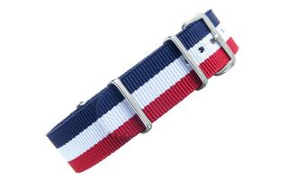 Red/White/Blue NATO - 20mm