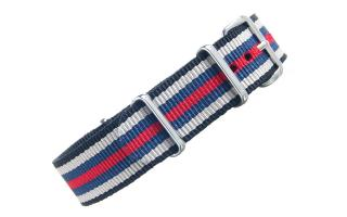 Multi Stripe NATO - 18mm
