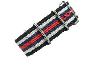 Multi Stripe NATO - 24mm