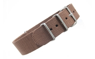 Brown NATO - 18mm