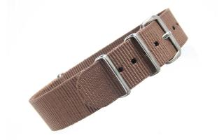 Brown NATO - 19mm