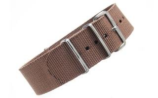 Brown NATO - 22mm
