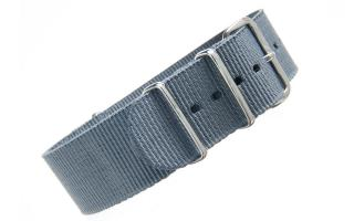 Grey NATO - 22mm