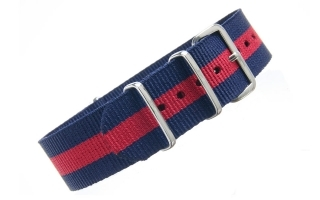 Navy & Red NATO - 20mm
