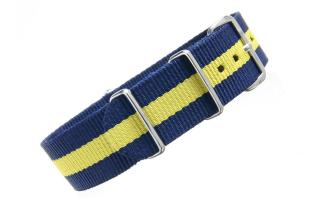 Navy & Yellow NATO - 20mm