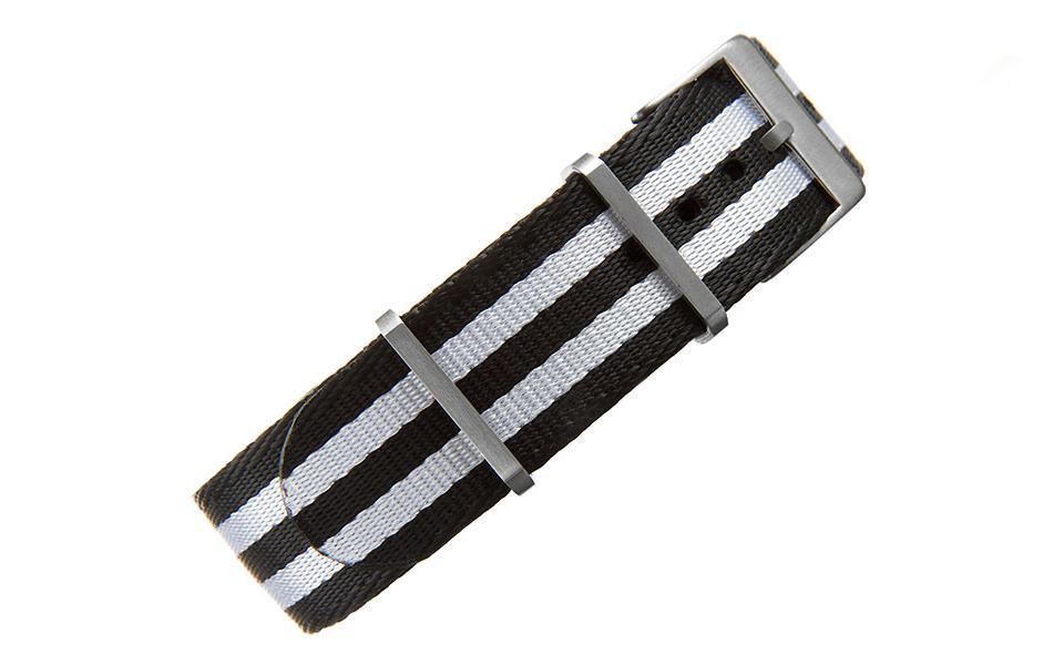 Supreme NATO - 22mm Black & White