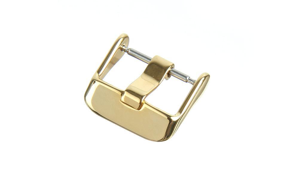 Hybrid Gold - 16mm Buckle