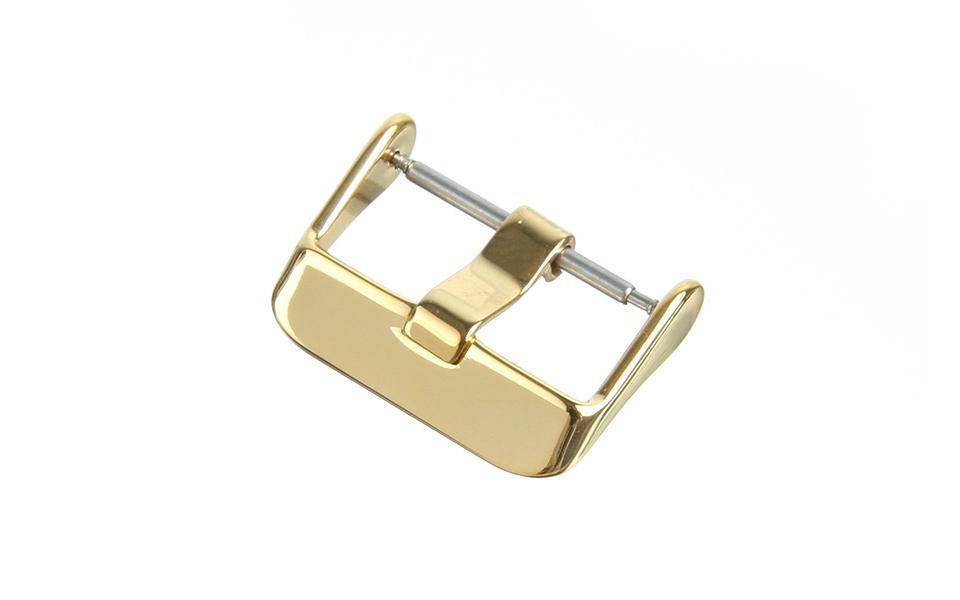 Hybrid Gold - 20mm Buckle