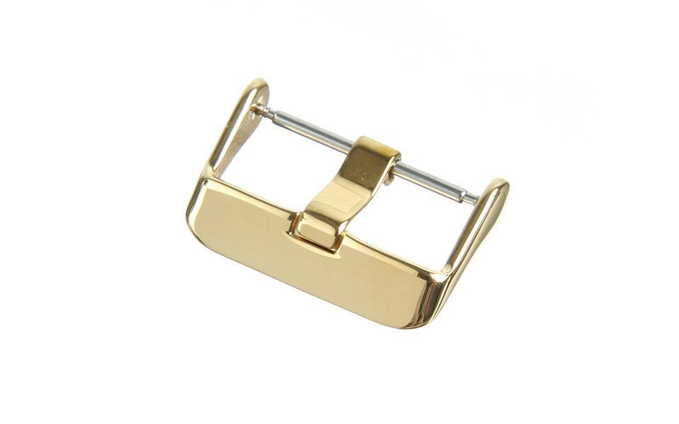 Hybrid Gold - 22mm Buckle