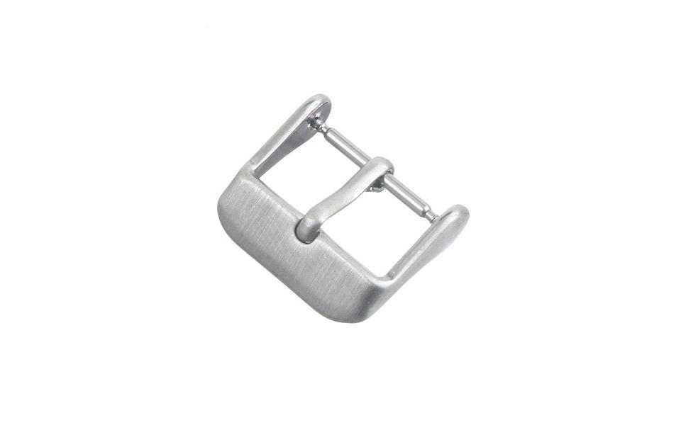 Classic Brushed - 16mm Buckle