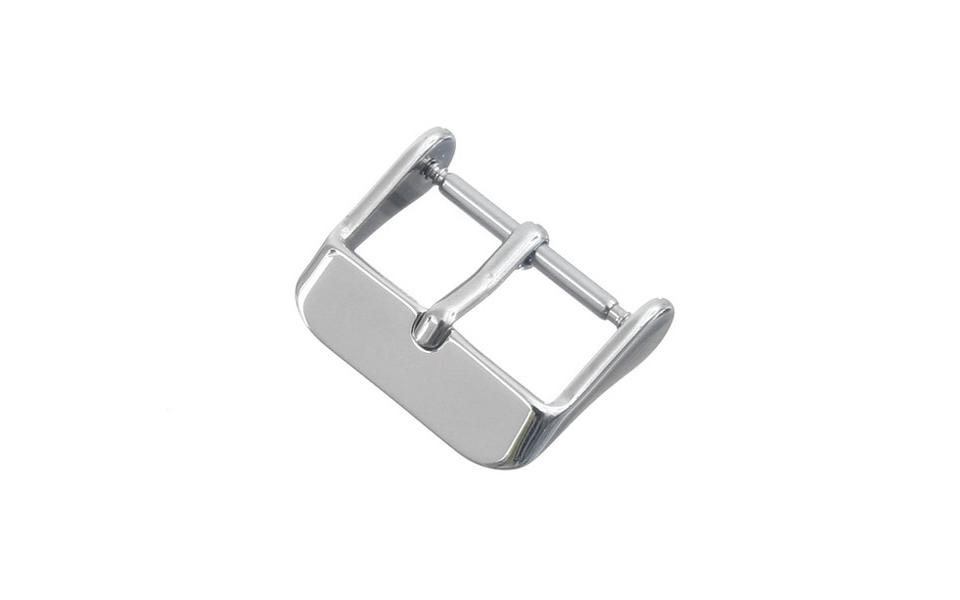 Classic Polished - 16mm Buckle