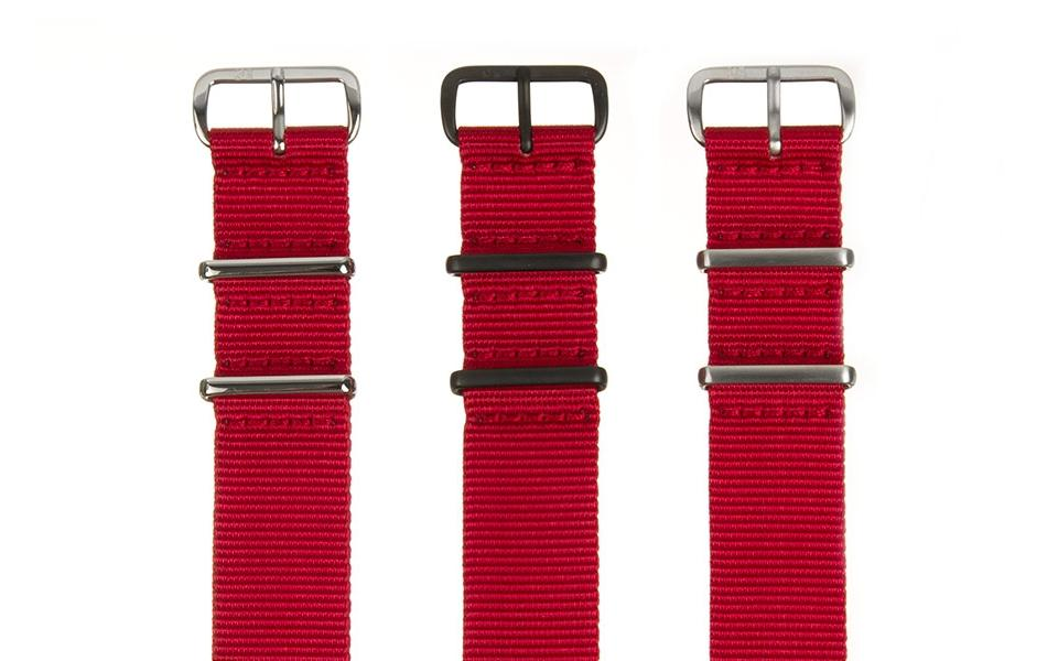 Cardinal Red Premium NATO - 20mm K-H