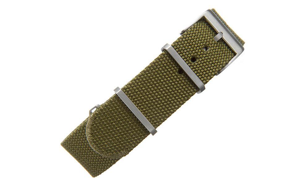 Matte Supreme - 19mm Olive Jade