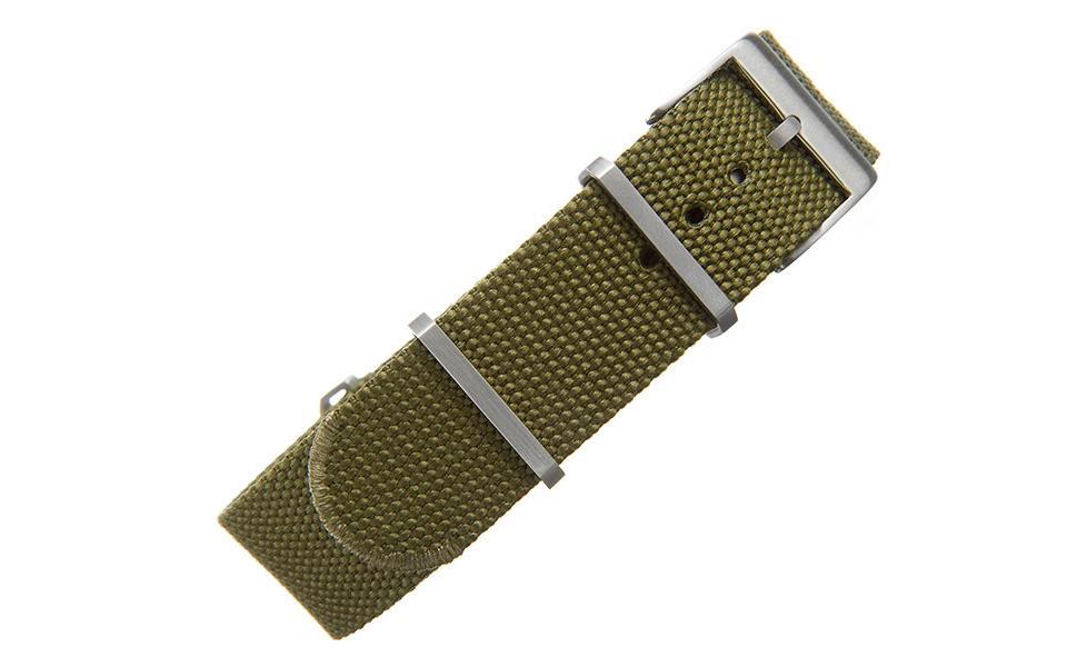 Matte Supreme - 20mm Olive Jade