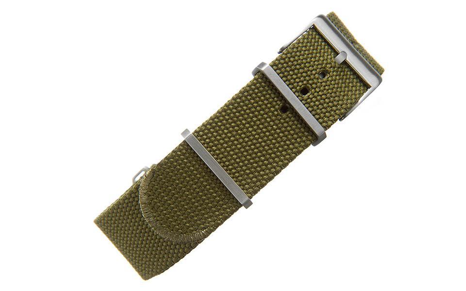 Matte Supreme - 22mm Olive Jade