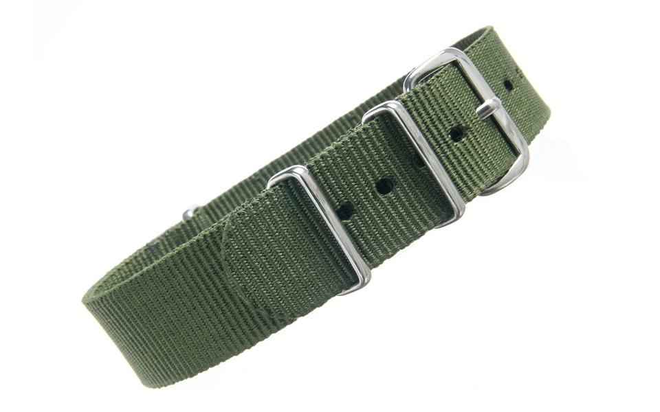 Olive NATO - 18mm
