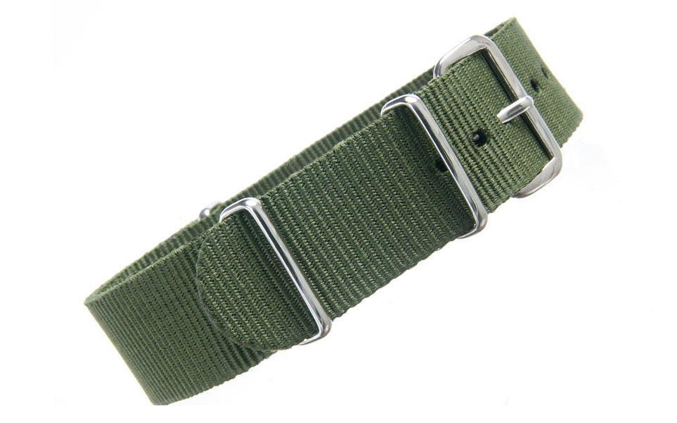Olive NATO - 21mm
