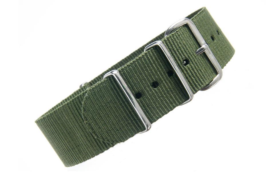 Olive NATO - 22mm