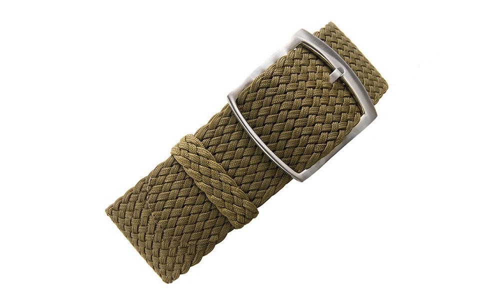 Army Braided Perlon