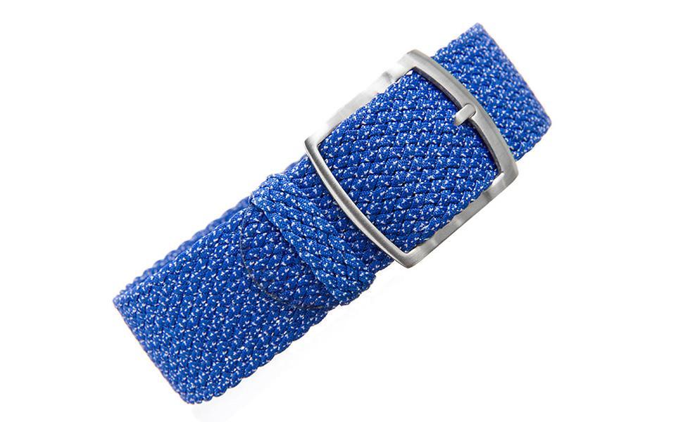 Azure Speckled Perlon