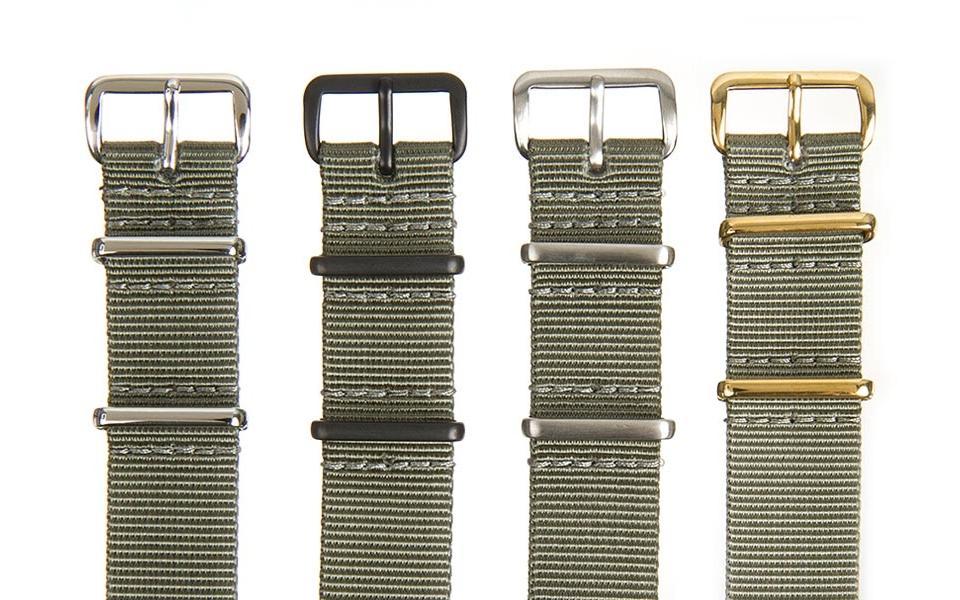 Sage Premium NATO - 18mm