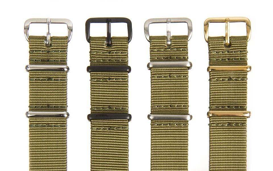 Moss Premium NATO - 18mm