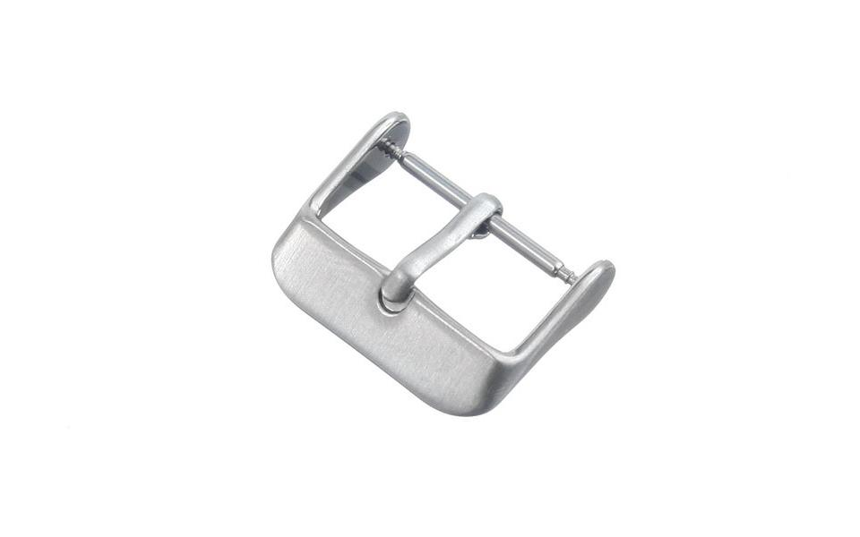 Classic Brushed - 18mm Buckle