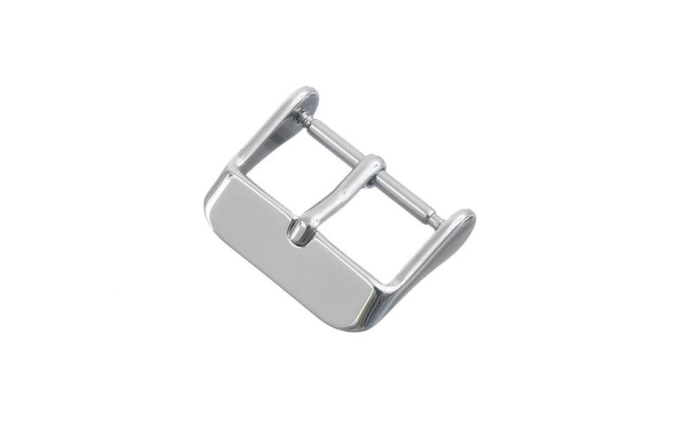 Classic Polished - 18mm Buckle