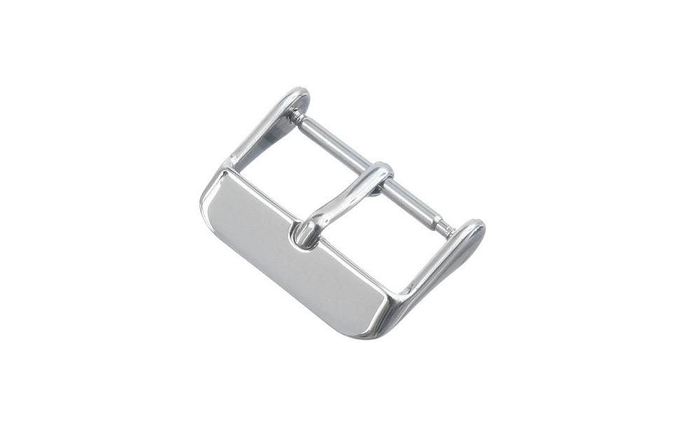 Classic Polished - 20mm Buckle