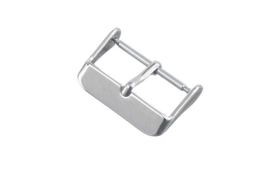 Classic Polished - 22mm Buckle
