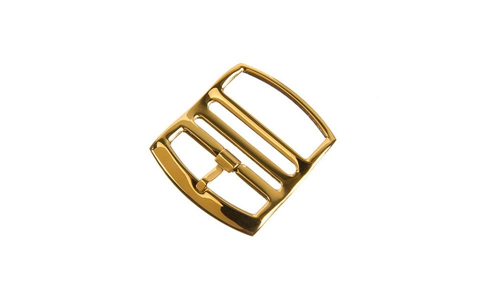 Gold Ladder Buckle