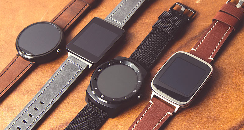 Straps for Android Wear