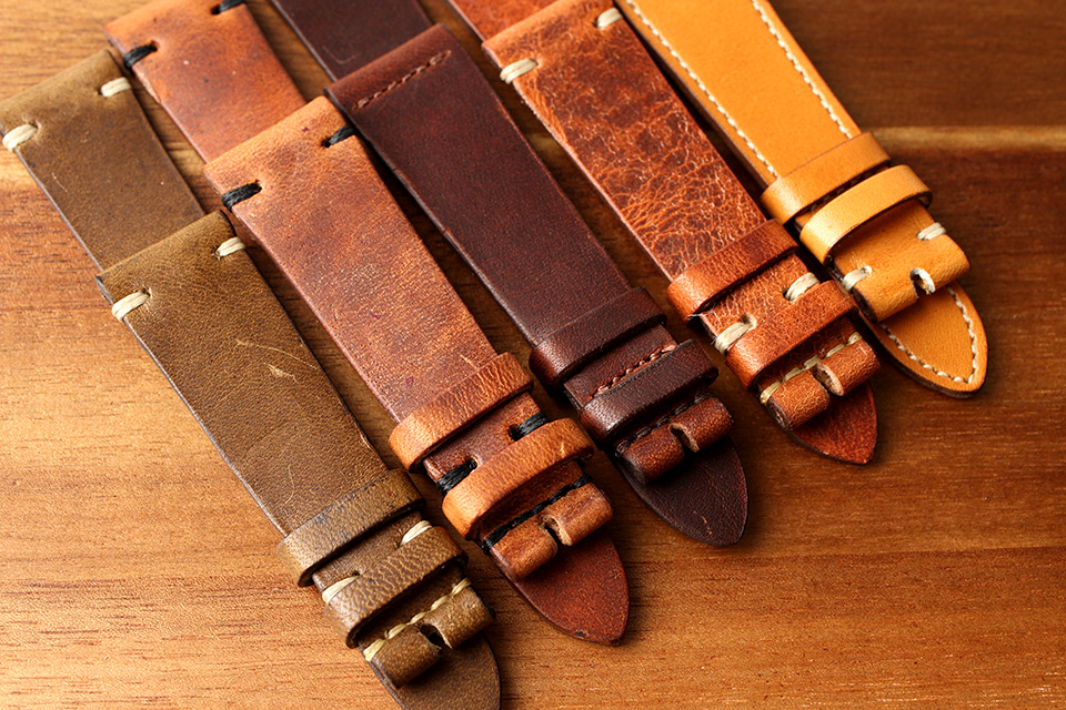 New American Made Straps